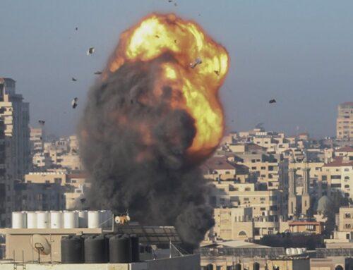 Μαίνονται οι συγκρούσεις στη Μέση Ανατολή: Ρουκέτα της Χαμάς «έκαψε» ισραηλινή πόλη – Αυξάνονται οι νεκροί στη Λωρίδα της Γάζας