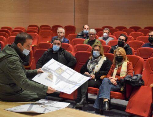 Συνάντηση του δημάρχου Γαλατσίου με ιδιοκτήτες καταστημάτων ενόψει των έργων του μετρό